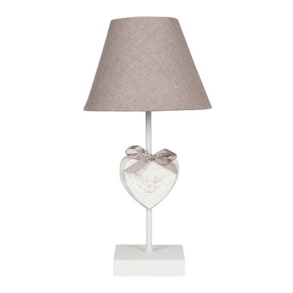 Stolní lampa Heart Deco