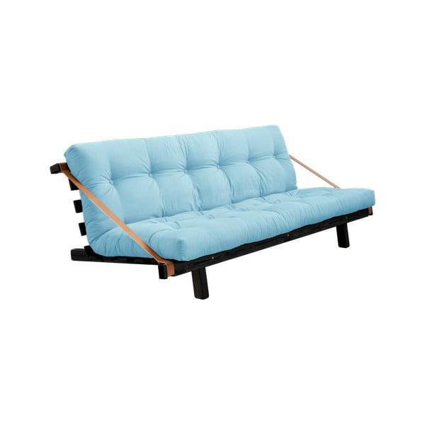 Variabilní pohovka Karup Design Jump Black/Light Blue
