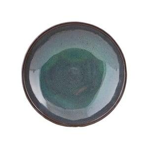 Zelená miska z terakoty House Doctor Mio, ø 15 cm
