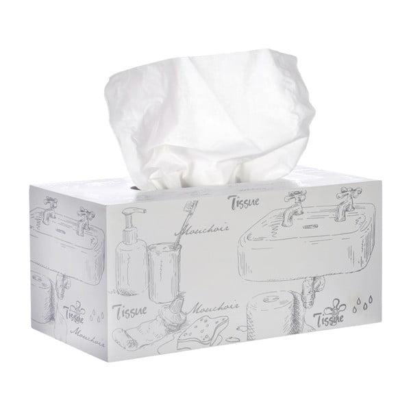 Box na papírové kapesníky Rect Tissue