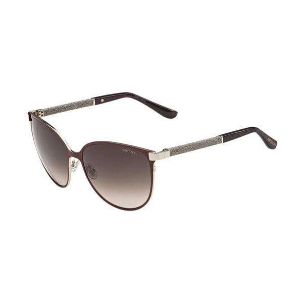 Sluneční brýle Jimmy Choo Posie Gold/Brown