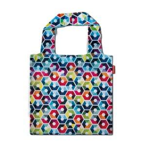 Sacoșă de cumpărături Remember Hexagon, 19 l