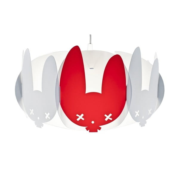 Stínidlo Buxy, červené