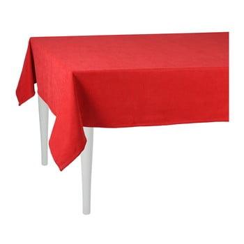 Față de masă Apolena, 140 x 180 cm, roșu imagine