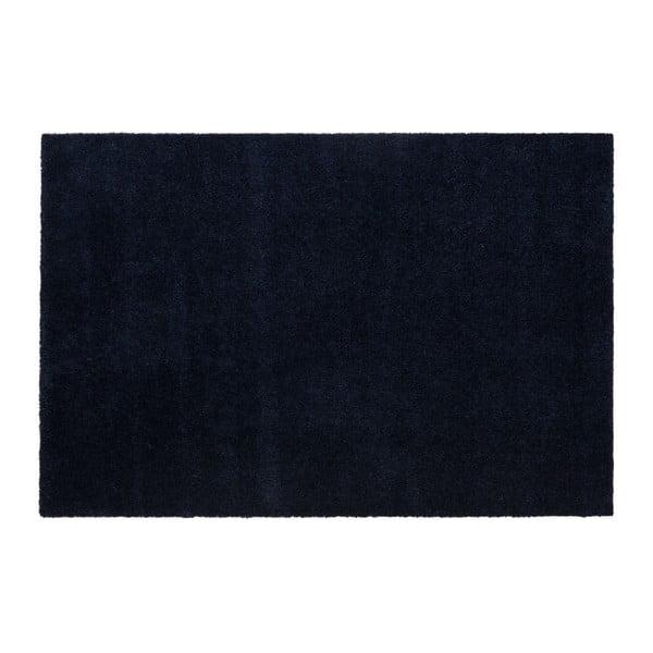Tmavě modrá rohožka tica copenhagen Unicolor, 60x90cm