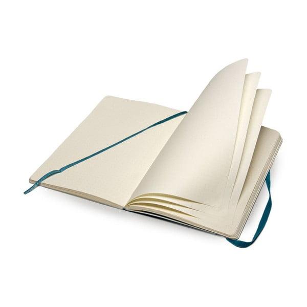 Zápisník Moleskine Under Blue, 13x21 cm