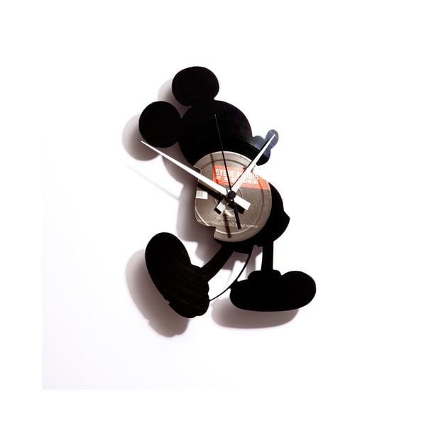Vinylové hodiny Mickey