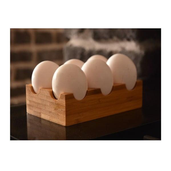 Bambusový stojánek na vajíčka Bambum Assos
