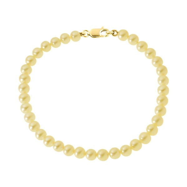 Náramek Pearls Round