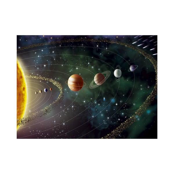 Velkoformátová tapeta Planety, 315x232 cm