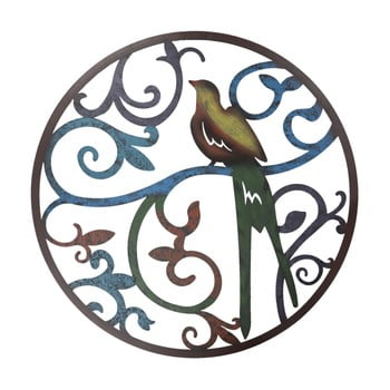 Decorațiune din fier pentru perete Clayre & Eef Dove de la Clayre & Eef