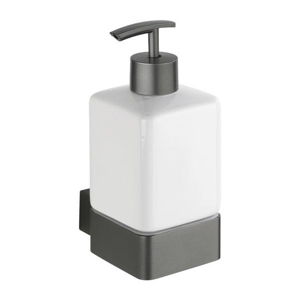Montella fehér-szürke szappanadagoló - Wenko