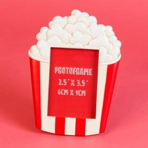 Fotorámeček ve tvaru popcornu Just 4 Kids Fast Food Popcorn