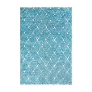 Modrý koberec Obsession Manhattan, 110 x 60 cm