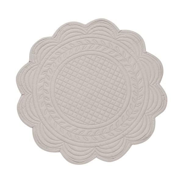 Set 6 bavlněných prostírání Mastic, 30 cm