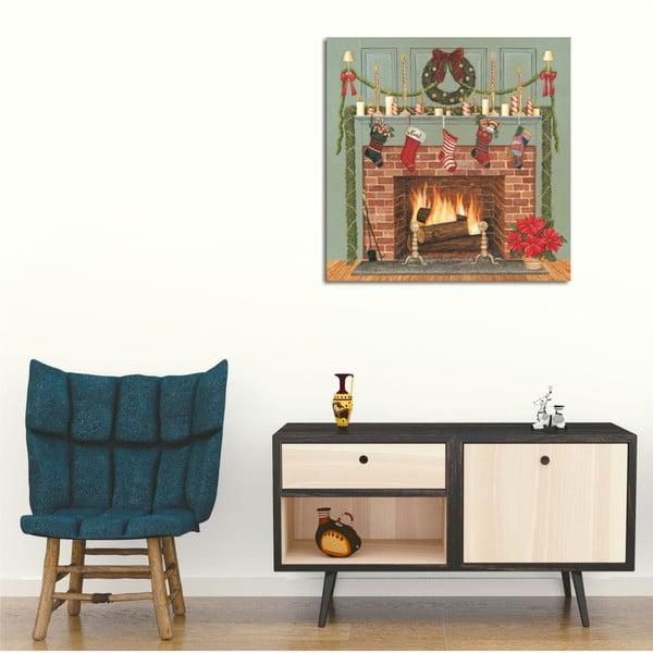 Chimney vászonkép, 45 x 45 cm