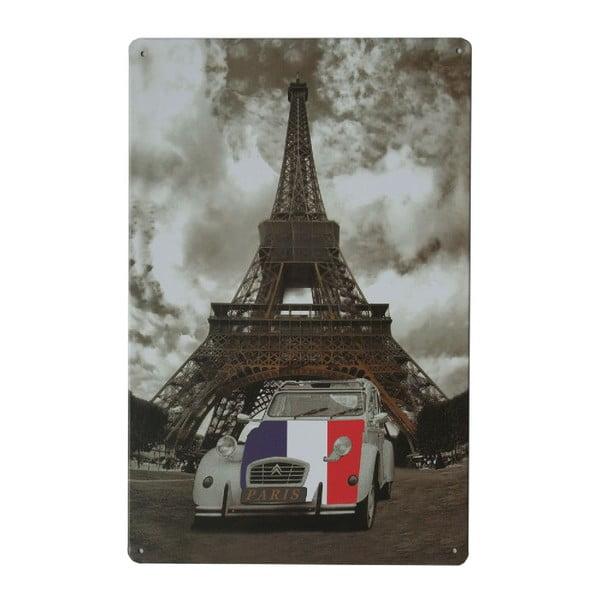 Cedule Paris, 20x30 cm