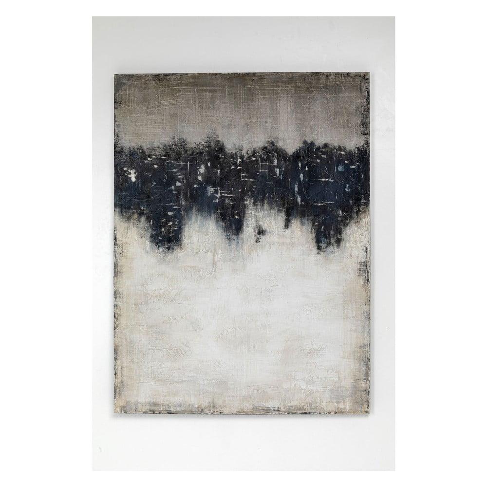 Obraz olejomalba Kare Design Into The Sea, 120 x 90 cm