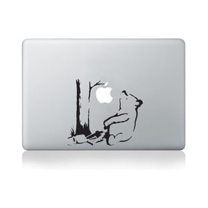 Samolepka na notebook Winnie the Pooh Bear by Banksy
