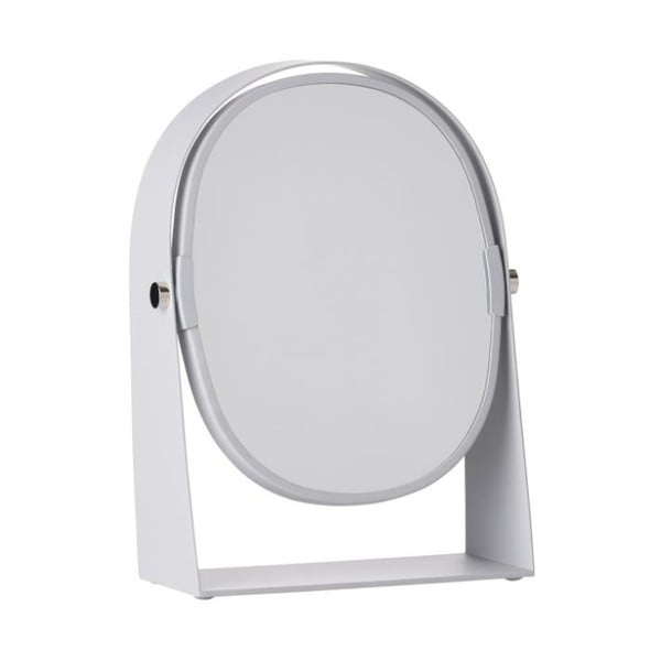 Parro világosszürke kozmetikai tükör - Zone