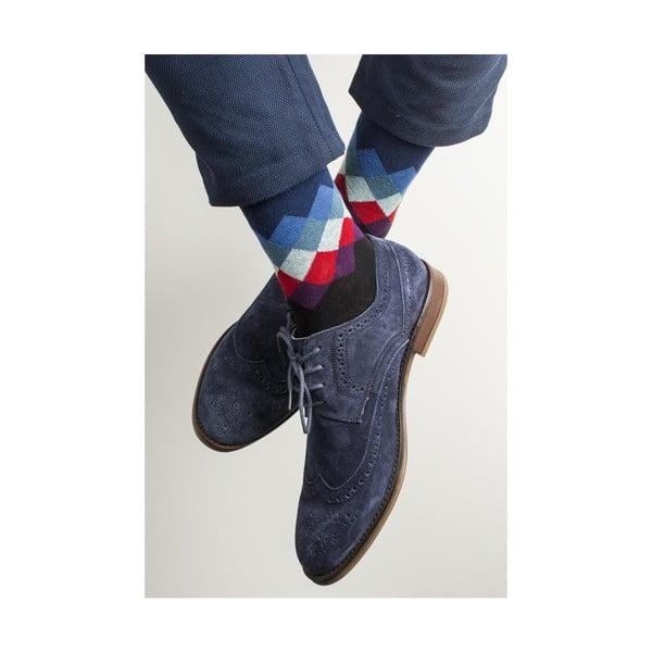 Dva páry ponožek Funky Steps Bachata, unisex velikost