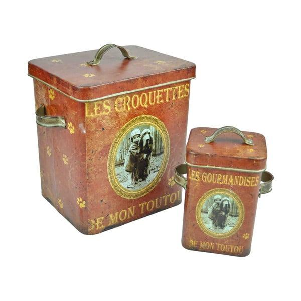 Sada 2 boxov Antic Line Croquettes