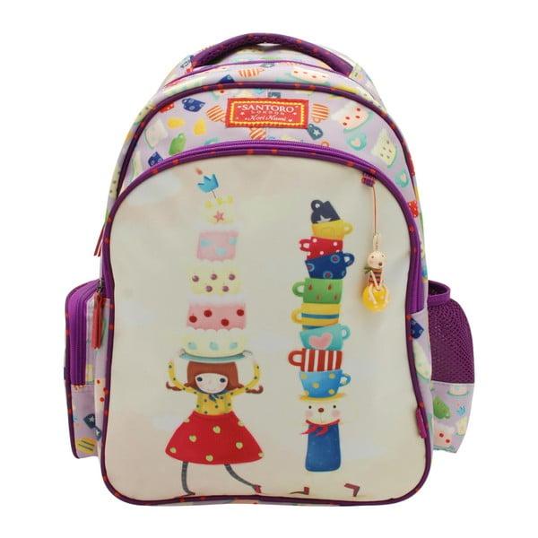 Školní batoh Santoro London Kori Kumi Tea Party