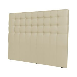 Tăblie pat Cosmopolitan design Torino, lățime202cm, crem