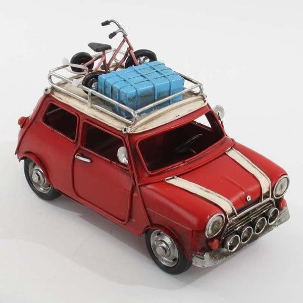 Dekorativní soška Red Car
