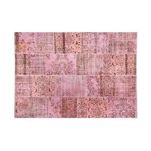 Vlněný koberec Allmode Powder, 150x80 cm