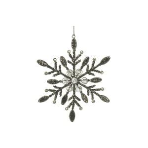 Závěsná vánoční dekorace Parlane Crystal