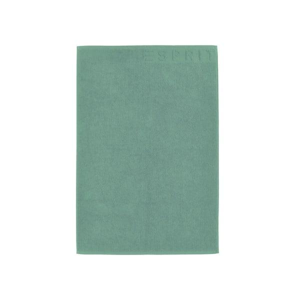 Koupelnová předložka Esprit Solid 60x90 cm, zelená