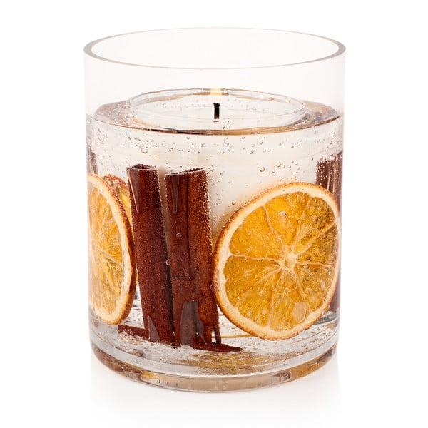 Svíčka Botanical 30 hodin hoření, skořice a pomeranč