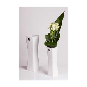 Váza Vienne Bílá, velká