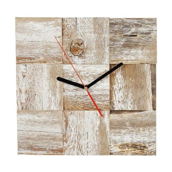 Nástěnné hodiny White Plain
