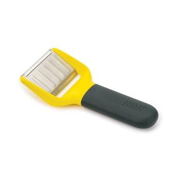 Cuțit pentru feliat brânză Joseph Joseph Multi-Slice, galben imagine