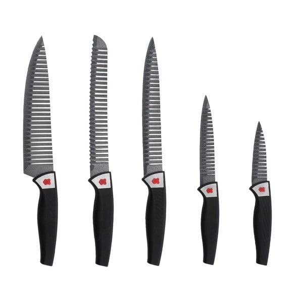 Sada nožů Bergner Cut, 5 ks