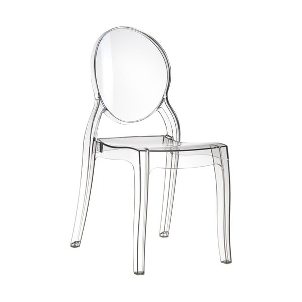 Židle Elizabeth Clear