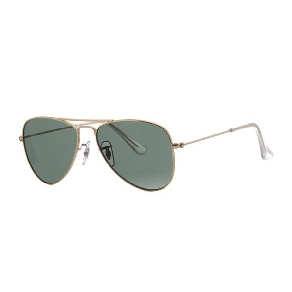 Dětské sluneční brýle Ray-Ban 9060 Dark Green 50 mm