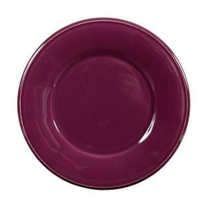 Farfurie din ceramică Côté Table Constance, mov