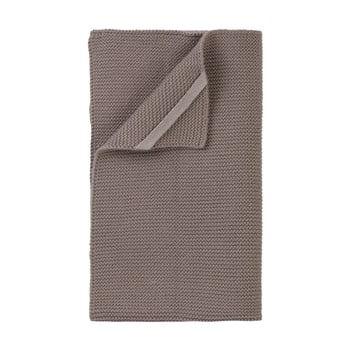 Pătură împletită Blomus Wipe, 55 x 32 cm, maro deschis imagine