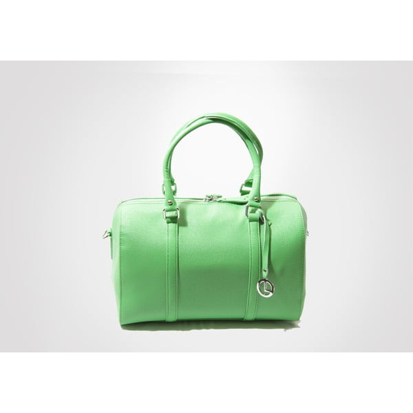 Kožená kabelka Sophie, green