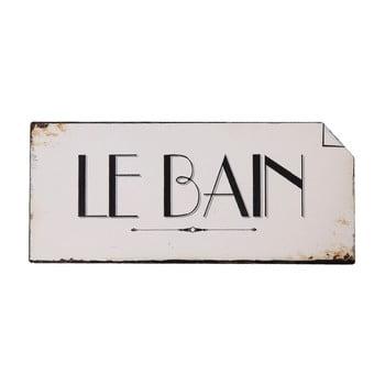 Plăcuță toaletă Antic Line Le Bain