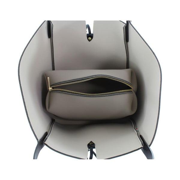 Neoprenová kabelka Fiertes, taupe