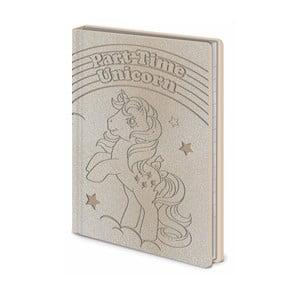 Linkovaný zápisník A6 Pyramid International My Little Pony, 56 stran