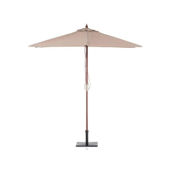 Umbrelă de grădină Monobeli Madrid, bej nisip