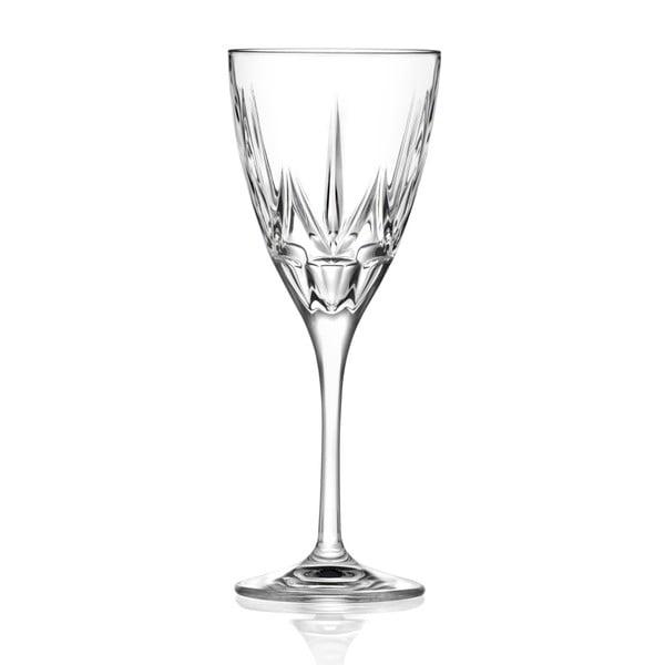 Zestaw 6 kieliszków do wina RCR Cristalleria Italiana Monica