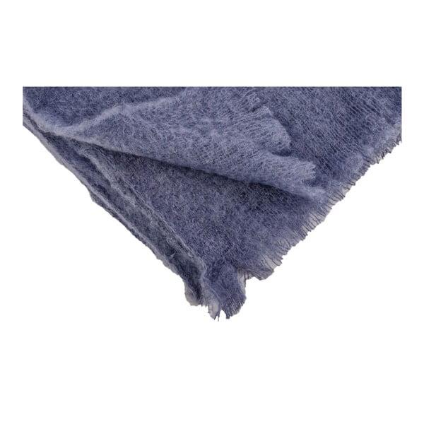 Pléd XL Mohair Lavende, 150x220 cm