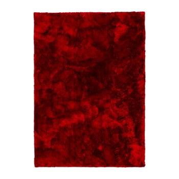 Covor cu smocuri Universal Nepal Redness, 140 x 200 cm de la Universal