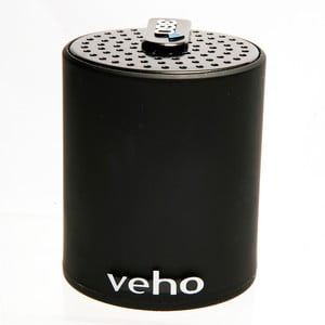Mini speaker Veho Bluetooth 360B Black